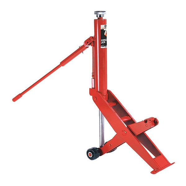 American Forge & Foundry Forklift Jack, 7 tons 3917