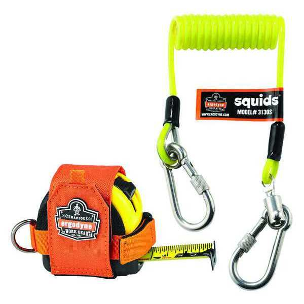 "Ergodyne Lanyard Kit, 51""L, 2 lb. Max. Working Load 3190"