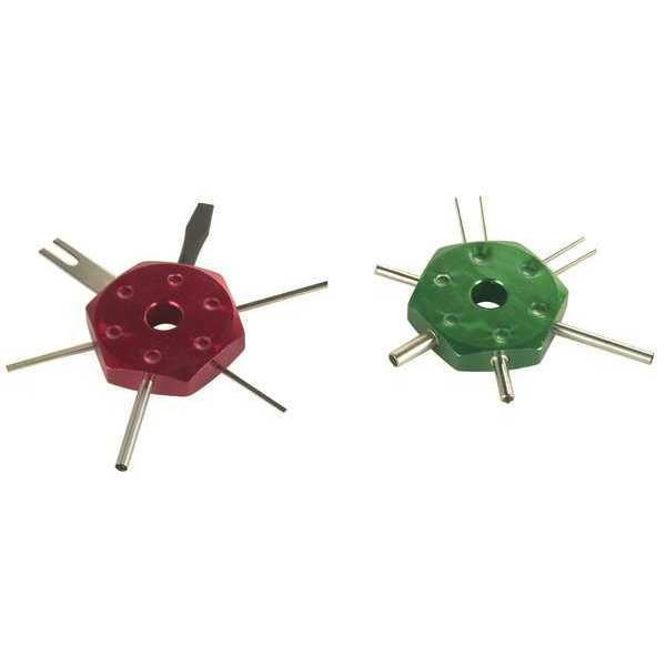 Otc Wire Connector Set, For Use W/ Vehicles 4822