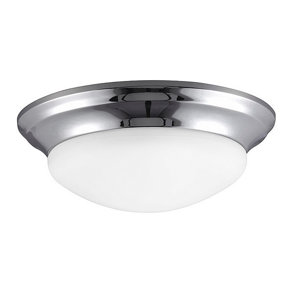 Sea Gull Three Light Ceiling Flush