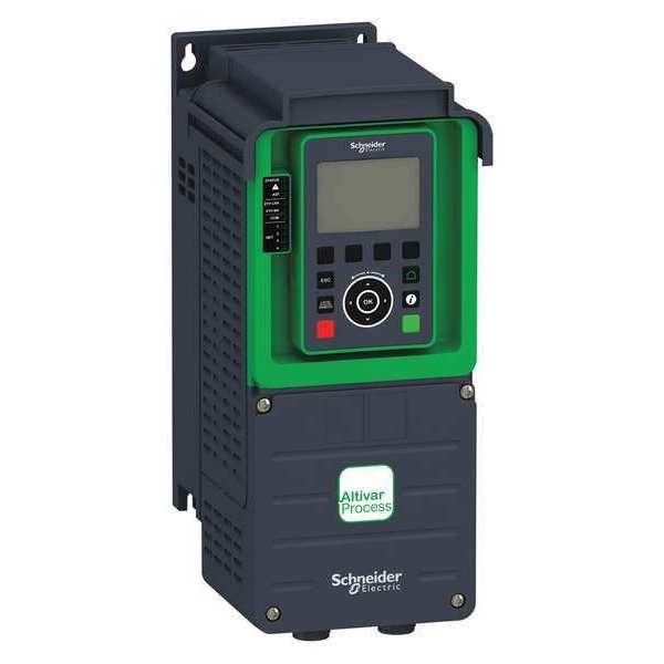 Schneider Electric Variable Frequency Drive, 7-1/2 HP, 14A ATV630U55N4