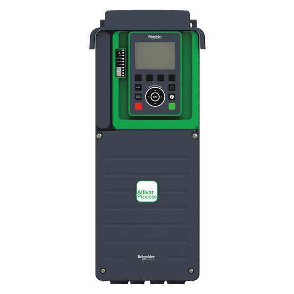 Schneider Electric Variable Frequency Drive, 15 HP, 25.9A ATV630D11N4