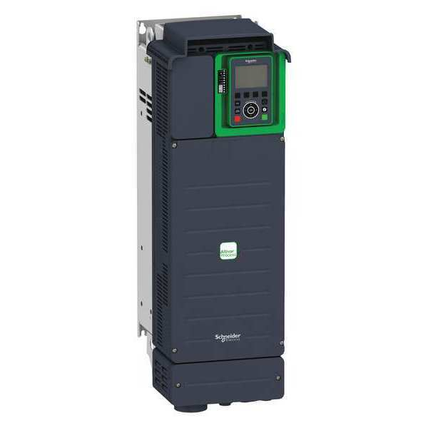 Schneider Electric Variable Frequency Drive, 60 HP, 111.8A ATV630D45N4