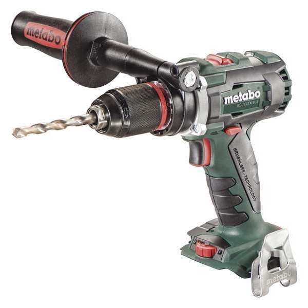 "Metabo Cordless Drill/Driver, 18V, 1/2"", Bare Tool BS 18 LTX BL I bare"