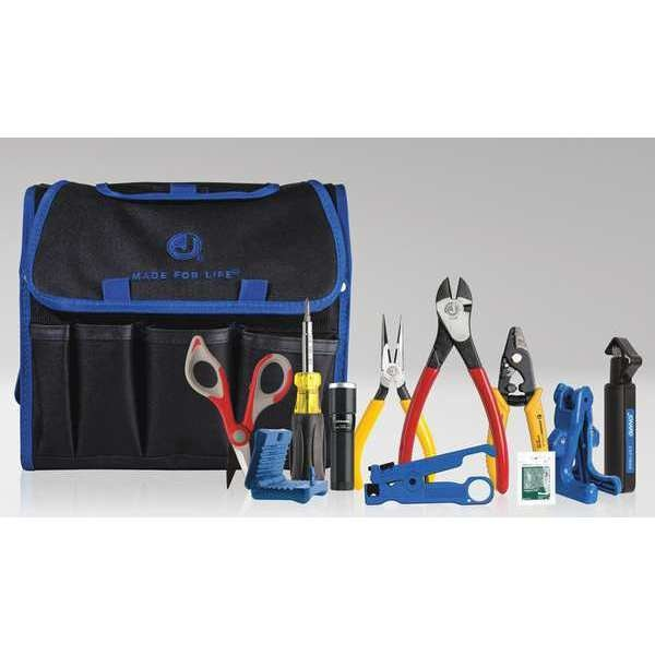 Jonard Tools Fiber Kit, Optical Fiber Preparation TK-120