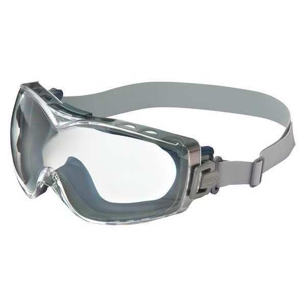 Honeywell Uvex Safety Goggles,  Lens Color Clear,  Standards: ANSI,  CSA S3970HS