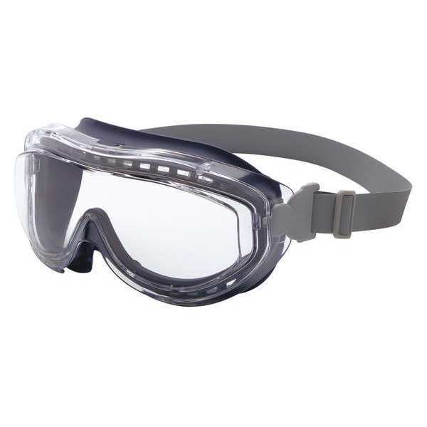 Honeywell Uvex Safety Goggles,  Clear Anti-Fog,  Hydrophilic,  Hydrophobic,  Scratch-Resistant Lens,  Flex Seal Series S3400HS