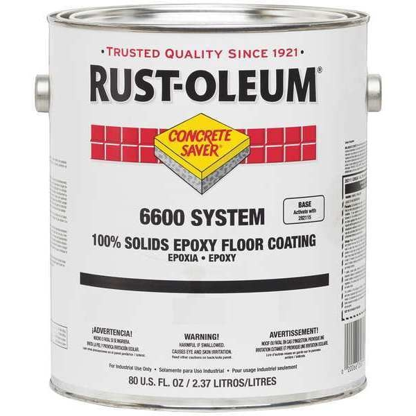 Rust-Oleum 6600 System Epoxy Paint 3 gal.,  High Gloss Dunes Tan 283589