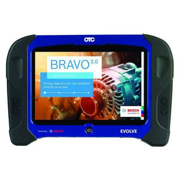 Otc Diagnostic, Scan Tool, For All Vehicles 3896