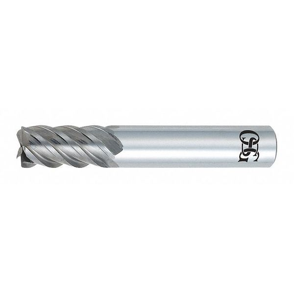 "Osg Square End Mill, 2.000"" L, 0.312"" dia. 455-312611"