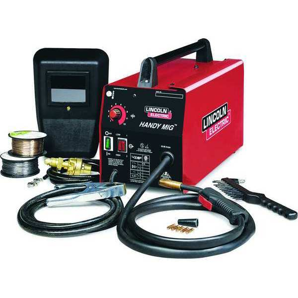 Lincoln Electric MIG Welder, Handy MIG Series, Phase 1 K2185-1