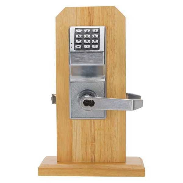 Trilogy Access Control Keypad, Satin Chrome DL2700IC-C US26D