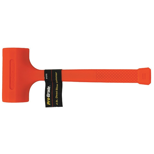 Prograde 61375 16 72 Dead Blow Hammer 4 Lb Zoro Com Find many great new & used options and get the best deals for proto 1431db dead blow hammer 4 lb. zoro tools