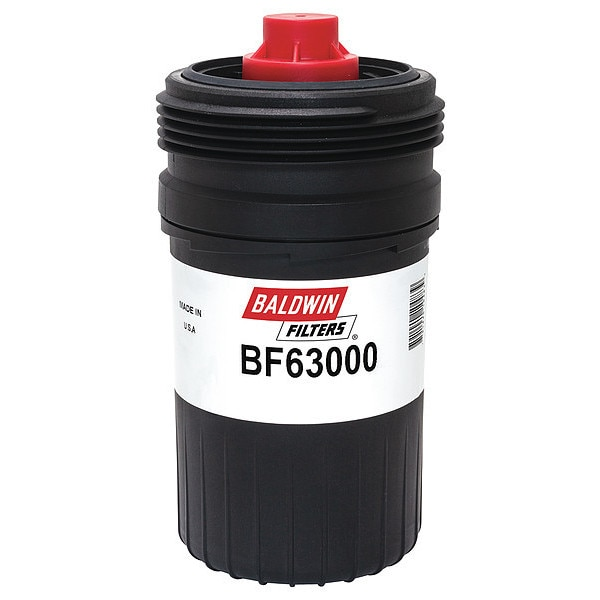 Baldwin Filters BF63000 $38.60 Fuel Filter, Spin-On, 7-13/16