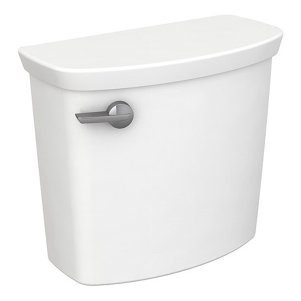"""American Standard Toilet Tank, White, Overall 9-5/8"""" D 4385A167.020"""