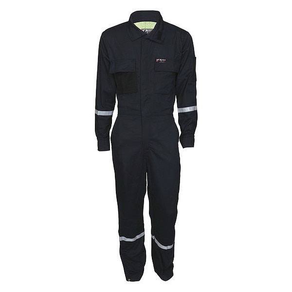Summit Breeze Flame-Resistant Coverall, 38 Size SBC201238T