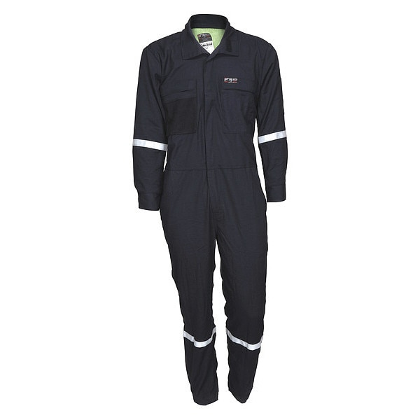 Summit Breeze Flame-Resistant Coverall, 56 Size SBC101256T