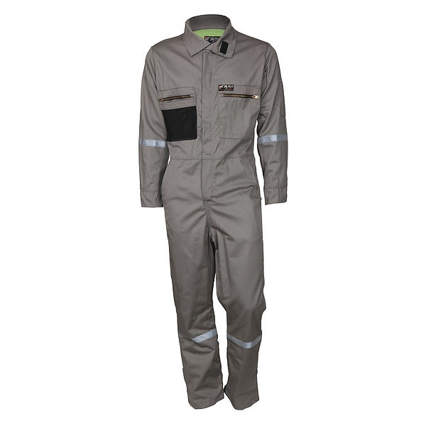 Summit Breeze Flame-Resistant Coverall, 42 Size SBC201142