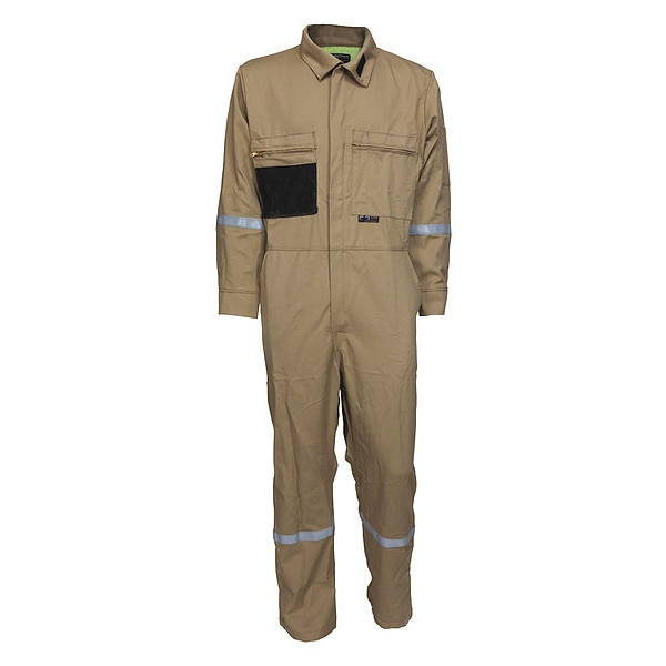 Summit Breeze Flame-Resistant Coverall, 42 Size SBC201342T