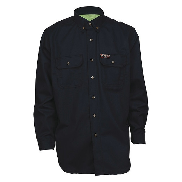 Summit Breeze Flame-Resistant Collared Shirt, M Size SBS2002M