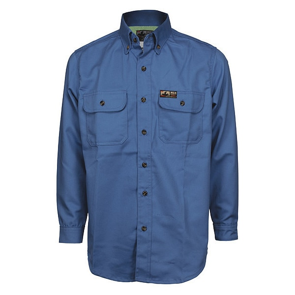 Summit Breeze Flame-Resistant Collared Shirt, XL Size SBS2006XL