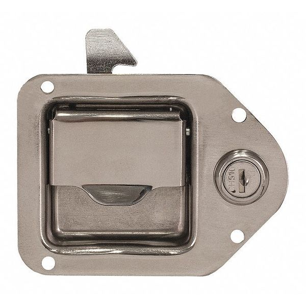 Buyers Products Locking Latch,  Stainless Steel 8000SSL