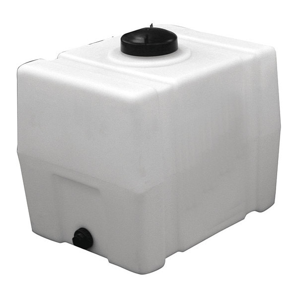Buyers Products Storage Tank,  Square,  100 gal. 82123929