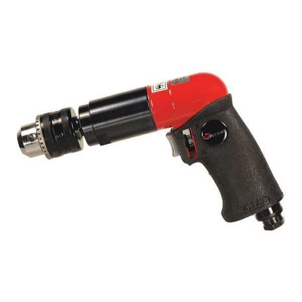 "Viking Reversible Drill, 1/2"" Cap Size, 7-1/2"" L VT5007"