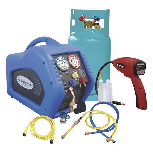 Mastercool Complete Refrigerant Recovery System 69100-55R