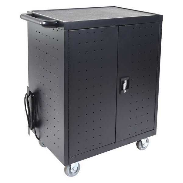 Luxor Laptop/Chromebook, (32)Charging Cart LLTP32-B