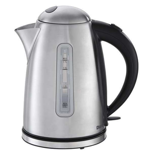 Danby Electric Kettle,  SS,  1.7L DKT17C2SSDB