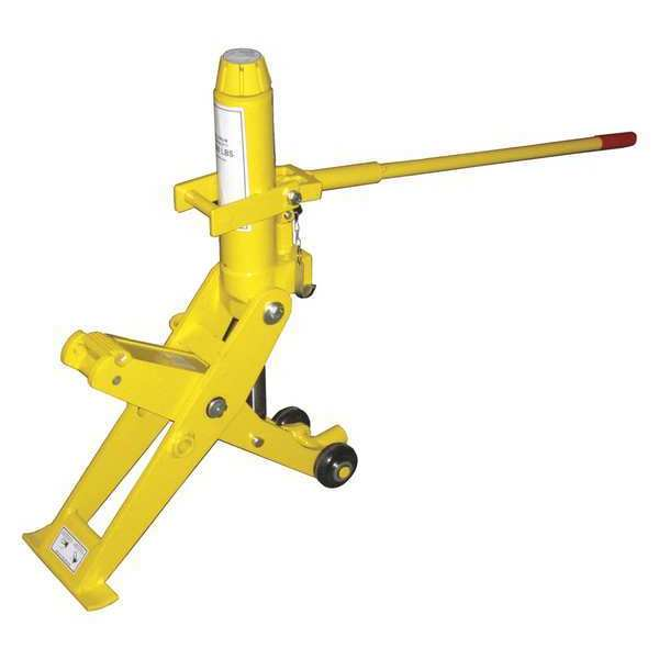 Esco/Equipment Supply Co Jack,  Forklift/Tractor,  4 tons 10435