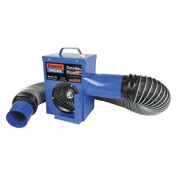Superior Smoke Electric Blower, 110V 5EO