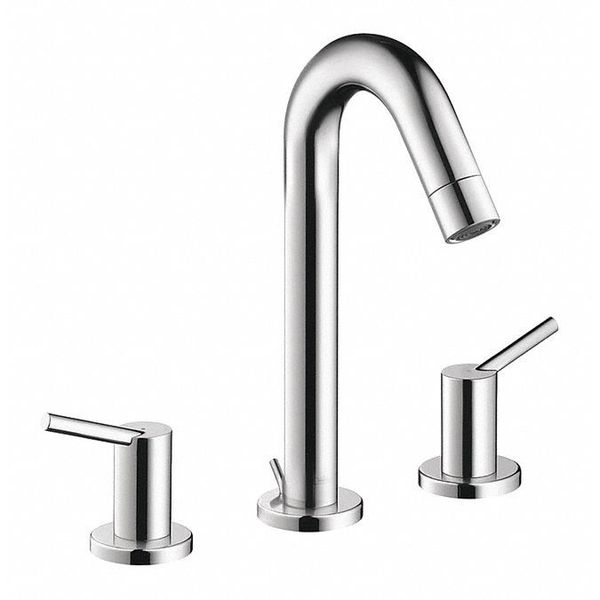 Hansgrohe Talis S Widespread Faucet, Chrome 32310001