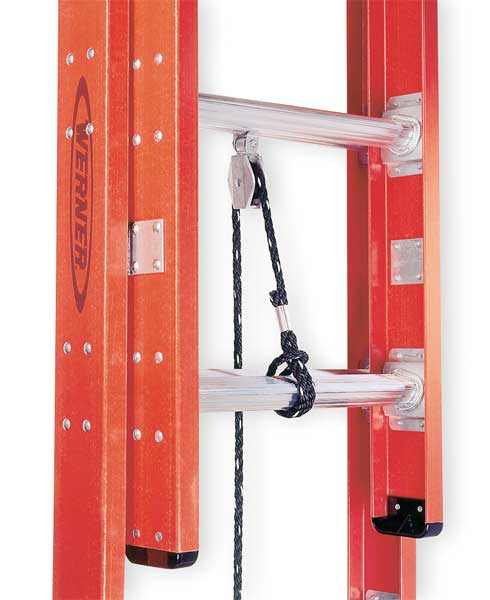 Werner Rope and Pulley System Kit 5AB19