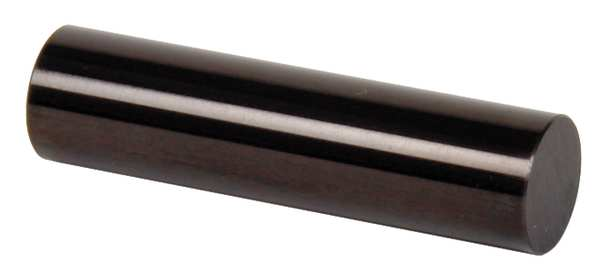 Vermont Gage Pin Gage, Plus, 0.491 In, Black 911149100