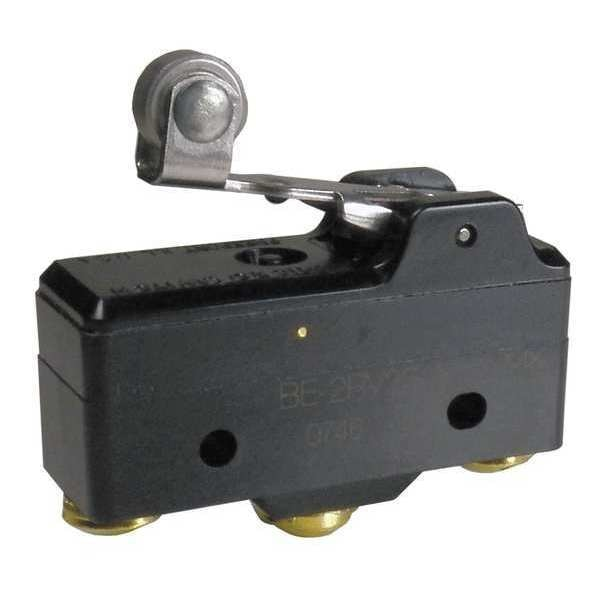 Honeywell Micro Switch Large Basic Snap Action Switch Roller Lever SPDT 20A 125VAC BA-2RV22-A2
