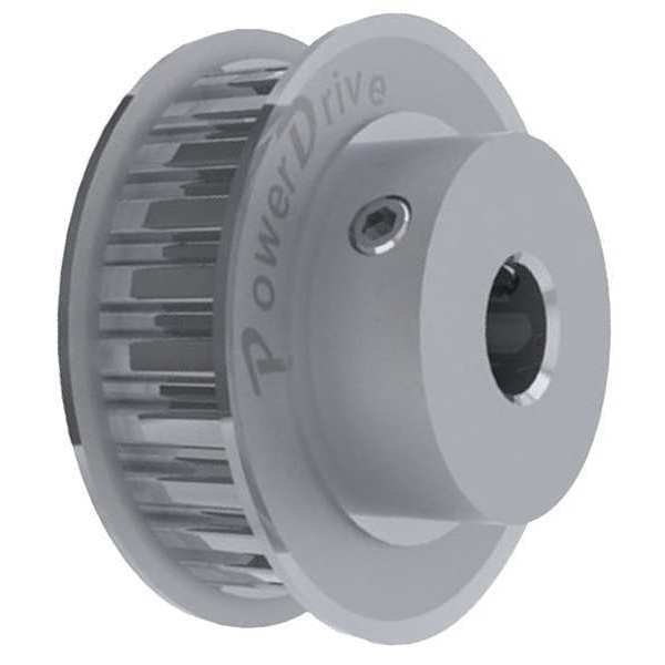 Power Drive GearbeltPulley, XL, 12 Grooves 12XLB037-6FA
