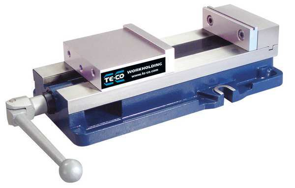 "Te-Co 5"" Machine Vise with Fixed Base PWS-6900"