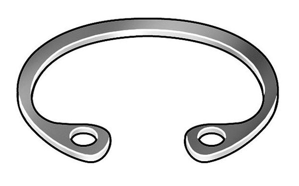 Stainless Steel Retaining Ring,Int,Bore Dia 70mm DHO-70SA