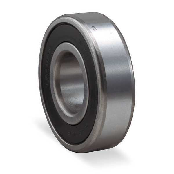 Ntn Radial Bearing, Double Seal, 12mm Bore 6301LLUC3/L627