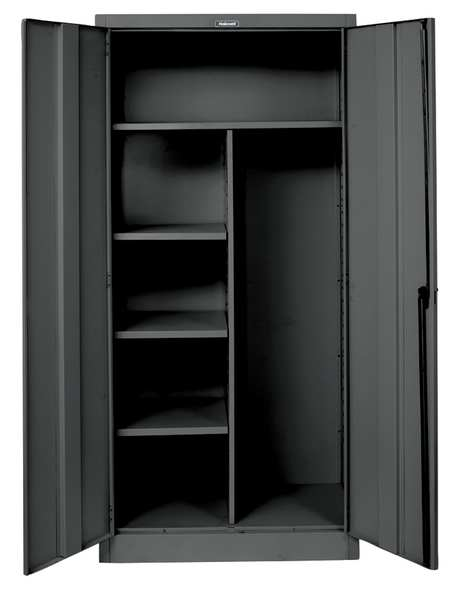 Hallowell Combination Storage Cabinet, Assembled 855C24A-ME