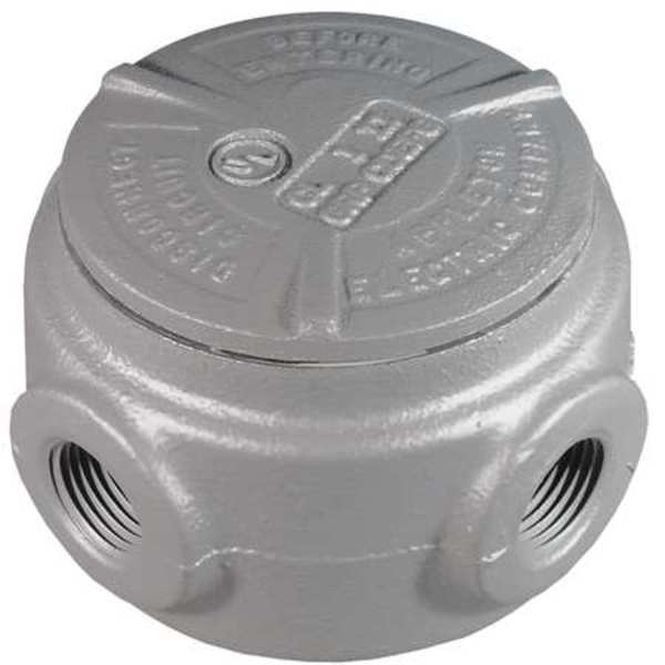 Appleton Electric Conduit Outlet Body, Iron, XAT GRJS75