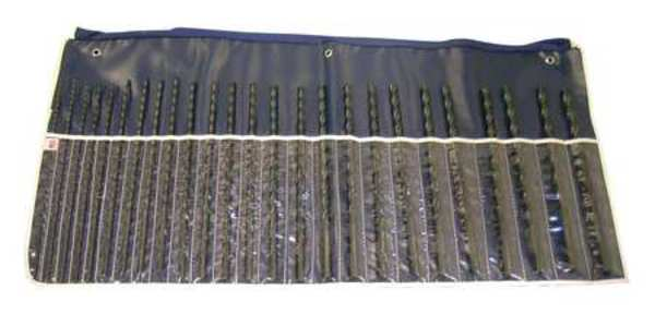 Chicago-Latrobe Extra Long Drill Set, List #120X, 25 Pc 69869