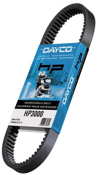 Dayco Snow/ATV V-Belt, Industry Number HP3027 HP3027