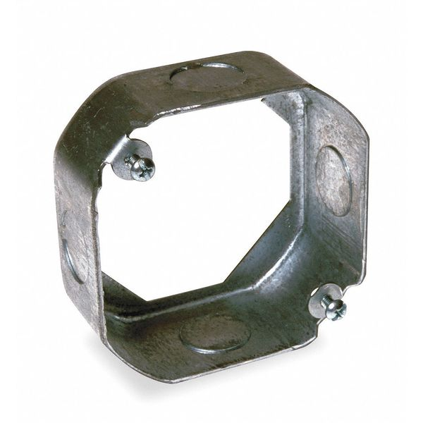 Raco Extension Ring, Octagon, 15.5 cu. in. 128