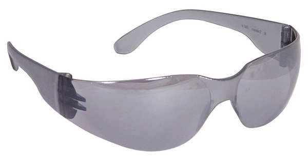 Radians Mirage™ Safety Glasses With Mirror Scratch-Resistant Lens MR0160ID