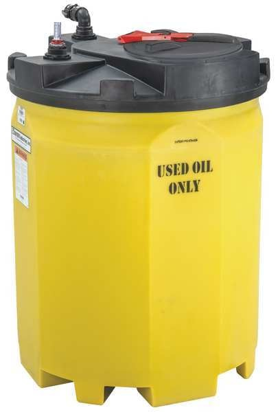 Snyder Industries Storage Tank, Closed Top, Vertical, 360 Gal 5760102N95705