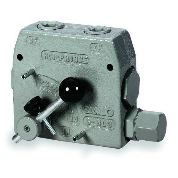 Prince Flow Control Valve, 3/4 In, 0 to 30 GPM RDRS-175-30