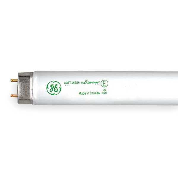 Ge Current Fluorescent Linear Lamp, T8, Cool, 4100K F28T8/XL/SPX41/ECO